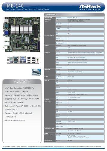 ASRock IMB-770 Realtek HD Audio Driver for PC