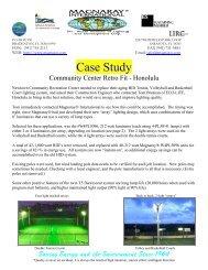 Case Study - Newtown Community Recreation Center - Costkiller