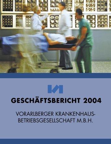 00kh-Bericht 2004
