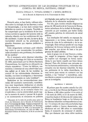 ESTUDIO ANTROPOLOGICO DE LAS DIARREAS ... - PAHO/WHO