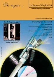 Le Forum 07/2011 - Da capo