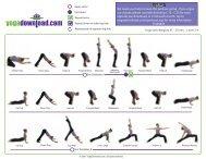 Yoga with Weights #1 - 20 min. - Level 3-4 - Libsyn
