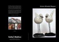 Kirsten Birkedal Wagner - Galleri Blokhus