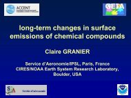 long-term changes in surface emissions of chemical ... - MANHAZ