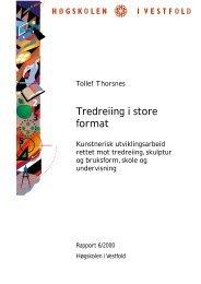 PDF-format - Høgskolen i Vestfold