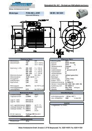 FCM 200 L-8/HE B5 - Stoewer Antriebstechnik