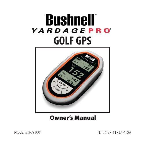 GOLF GPS - Bushnell Golf