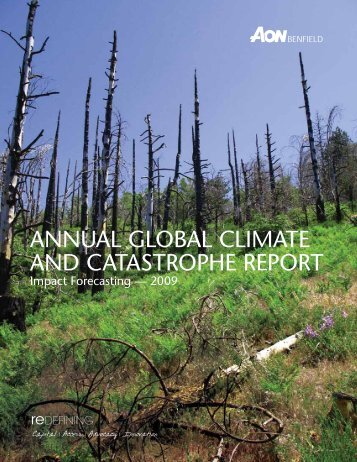 Annual Global Climate and Catastrophe Report: Impact ... - Aon