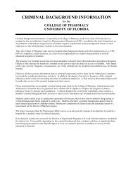 Criminal Background Questionnaire.pdf - College of Pharmacy ...