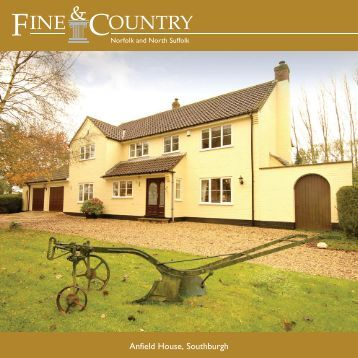 Anfield House, Southburgh - Fine & Country