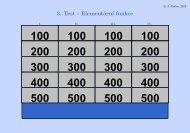 3. Test - Elementární funkce - HomeL
