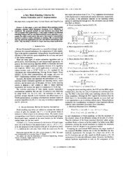 A new block-matching criterion for motion estimation and its ...