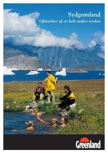 Sydgrønland - Greenland Guide