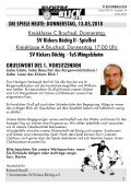 TuS Mingolsheim - SV Kickers Büchig - Page 3