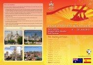WYD A4 Brochure