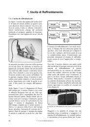 7. Uscita di Raffreddamento - GESN