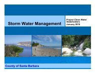 Stakeholders - Project Clean Water