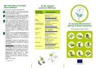 Mit kell tudni az Európai Öko-címkéről? - EU Ecolabel Marketing for ...