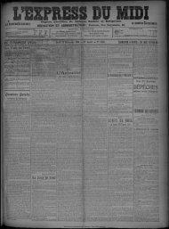 24 Décembre 1908 - Bibliothèque de Toulouse