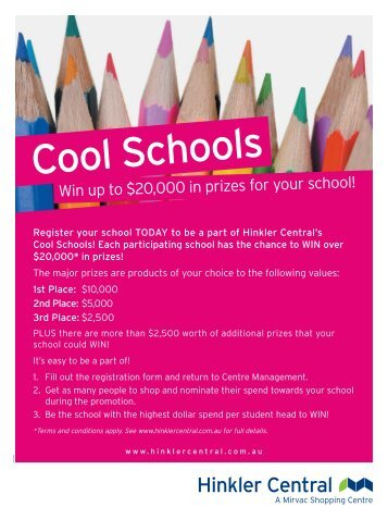 Win up to $20,000 in prizes for your school! - Blockshome.com