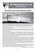 Stadionheft Nr.05 - SV Neukirchen - SV Neukirchen 21 e.V. - Page 4