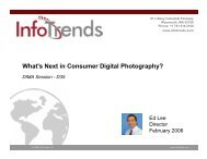What's Next in Consumer Digital Photography? DIMA ... - Libsyn