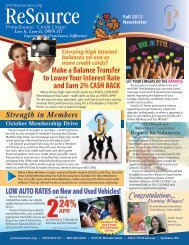 Fall 2012 Newsletter - Liberty Online