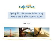 2012-Spring - the California Tourism Industry Website