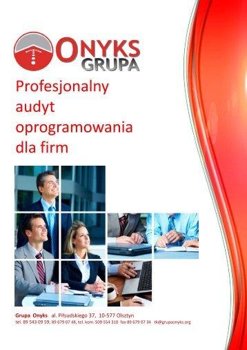 Dlaczego warto zarządzać oprogramowaniem - img1.oferia.pl