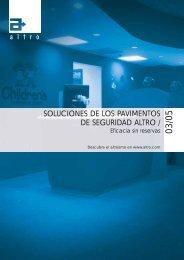 soluciones de los pavimentos de seguridad altro - Habitissimo