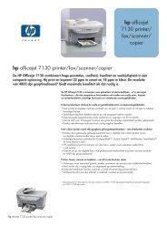 hp officejet 7130 printer - VB