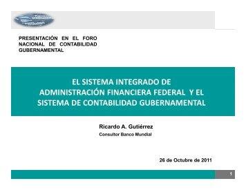 55. El Sistema Integrado de Administración Financiera Federal y el Sistema de Contabilidad Gubernamental.México.2011.Foro Nacional de Contabilidad Gubernamental.pdf