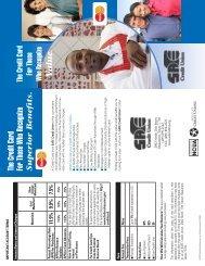 Credit Card Application - Liberty Online