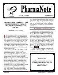 February 2012 - College of Pharmacy - University of Florida