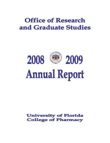 Office of Research and Graduate Studies Staff - College of ...