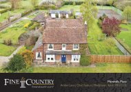 Marshalls Place Amber Lane | Chart Sutton ... - Fine & Country