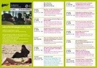 Lehrerfortbildungen 2012 / 2013 - Über EPIZ