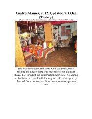 Part 1 - The Geriatric Gourmet