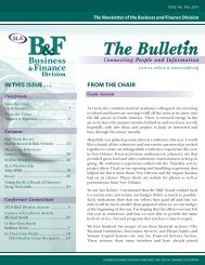 The Bulletin,Connecting People and Information - Business ...