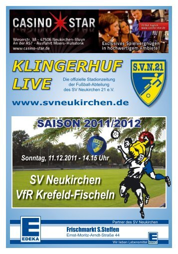 SV Neukirchen VfR Krefeld-Fischeln