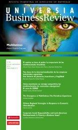 Revista Universia – Bussiness Review - Segib
