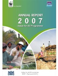 Indus for All Programme - foreverindus.org - WWF - Pakistan