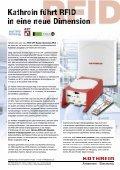 """RFID-System von SICK steuert """"SoKo"""" bei Häfele - Seite 2"""