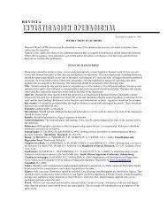 investigacion operacional investigacion operacional - revista ...