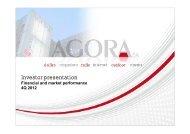 Investor presentation - Gazeta.pl