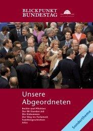 Unsere Abgeordneten - Hochbaum, Robert (MdB)