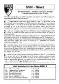 SVN и 1. Mannschaft - SV Neukirchen - Page 4