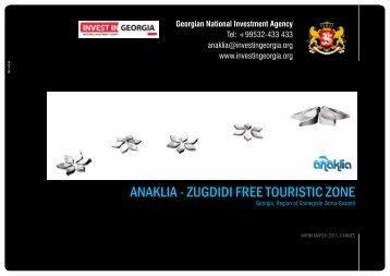 ANAKLIA - ZUGDIDI FREE TOURISTIC ZONE - p.wnp.pl
