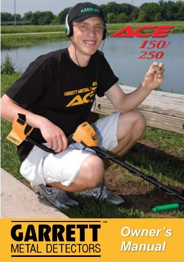 Owner's Manual - Garrett