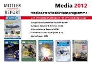 Von Entscheidungsträgern für ... - Mittler Report Verlag